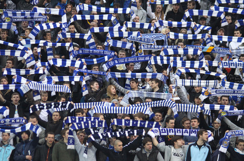 Team supporters